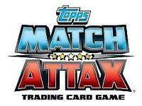 Topps Match Attax PL 17/18 (For Sale/Swap)