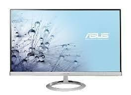 "ASUS MX279H 27"" IPS Monitor 16:9 Dual HDMI / VGA / Audio 250 cd/m² / 1920x1"