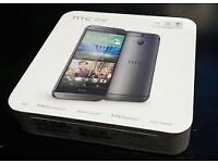 HTC M8 ORIGINAL UK MODEL WITH ORIGINAL BOX # UNLOCKED TO ALL NETWORKS #