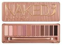 PALLETTES NAKED  , NAKED 3 ET SMOKY ,URBAN DECAY