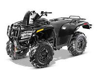 2015 ARCTIC CAT MUD PRO 700 LTD POWER STEERING !!