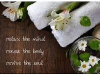 Relaxing Massage ......Bank Holiday SPECIAL OFFER from £35......