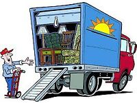 Urgent Nationwide Luton/Transit Van Hire Sofa Bed Move House Moving Small Stuff Delivery Piano Man
