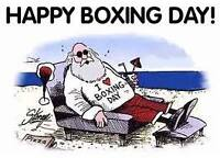 BOXING DAY CLEANING DECEMBER 26,27,28 BOOK TODAY !!