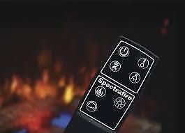 Remote Control P107 ClassicFlame 23EF031GRP SpectraFire