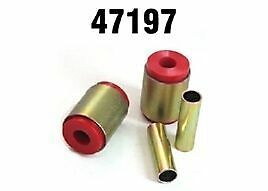 47197 Nolathane Bush Kit FIT HOLDEN Scurry NB 85-87 Spring-eye front R