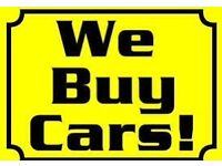 07506937676 Wanted cash for cars scrapping my car selling my car we buy any cars London Essex
