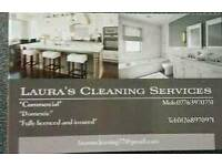 Laura's Cleaning Services