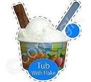 Ice Cream Flakes