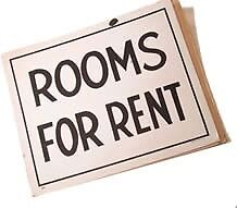 Double rooms for rent (bills included)