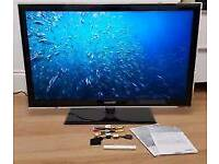 Samsung LED 40 inch, 2015 year, Full HD, immaculate picture, higher class model, Freeview