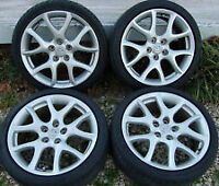 2012 Mazdaspeed3 Rims and Tires - Excellent Shape!