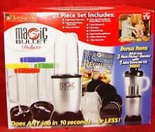 The Original Magic Bullet Deluxe - Blender 21 piece set Caroline Springs Melton Area Preview