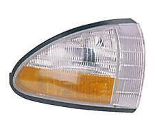 Fits 92 93 94 95 Pontiac Bonneville Cornerlamp Cornerlight Passenger NEW