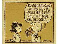 WE BUY VINYL and Audio Equipment :) Collections of all sizes considered.
