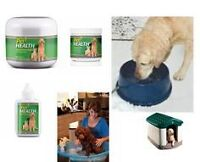 Good health for your pet !! It is always a good disicion