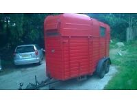 WANTED back doors for rice horse trailer