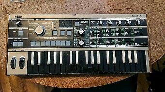 Korg Microkorg reverse keys edition | in Sheffield, South Yorkshire |  Gumtree