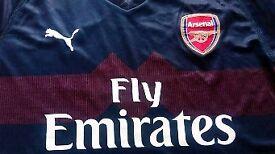 Arsenal away shirts 2018-19 season New with tags
