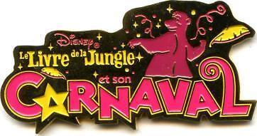 Disney Dlrp Le Livre De La Jungle Et Son Carnaval Baloo The Jungle Book Pin