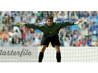 Experienced goalkeeper required