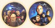 Star Trek Mini Plates