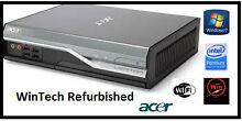 Acer L480 Ultra sff Dual Core Desktop Computer Kirribilli North Sydney Area Preview