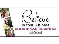 become an avon rep