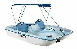 Pelican deluxe rainbow pedal boats coming this May
