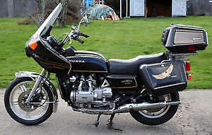 Complete vetter fairing and luggage  set
