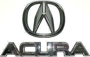 Acura Tsx Emblem