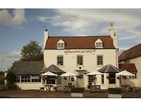 Bar & Waiting Staff needed to join busy countryside local. Weekend work essential