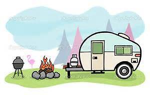 NON - CAMPGROUND spot to Seasonal Camp
