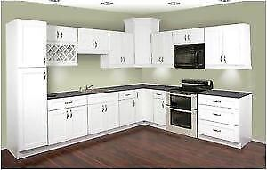 $99 PVC cabinets made to order!