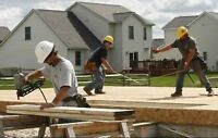 FRAMING CREWS AVAILABLE FOR CUSTOM HOMES ////