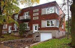 RENOVATED SEMI-FURNISHED 5 1/2 IN NDG; HEATED UPPER DUPLEX