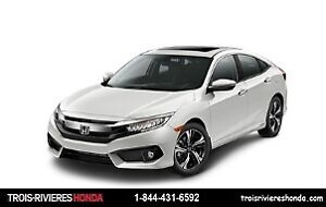 2018 Honda Civic Touring NEUF 3500$ RABAIS