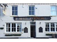 experienced chef de parti wanted Avenue inn, Shincliffe £16,000-18,000 per annum plus tips