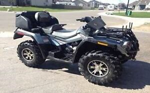 2008 Can Am 800 LTD 2 Seat up with factory GPS