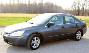 2003 Honda Accord EX Sedan - SOLD