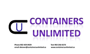 Shipping Containers - Various Sizes