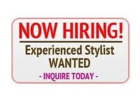 Experienced Stylist Required in Mapperley Nottingham-Great pay + Commission