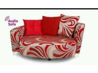 DFS cuddle sofa
