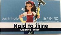 Maid to Shine!