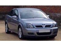 2004 Vauxhall Vectra 2.2 i Auto 16v SRi 5dr Automatic