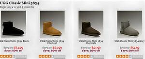 5854 UGG Classic Mini Boots