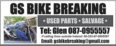 GS Bike Breaking