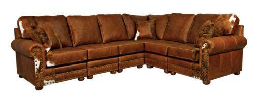 Top Grain Leather Sofa Ebay