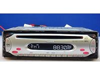 Universal Sony Car Cd Radio Player 45x4 Facelift (FREE FITTING ANY CAR VAN YARIS)