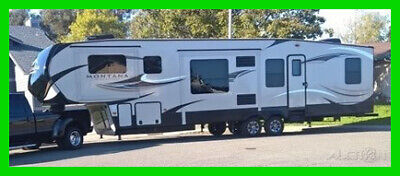 2016 Keystone Montana High Country 374FL 41'83 Fifth Wheel 4 Slides Awning 2 ACs